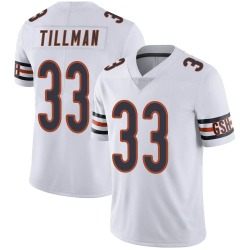 Charles Tillman Chicago Bears No.33 Limited Vapor Untouchable Jersey - White